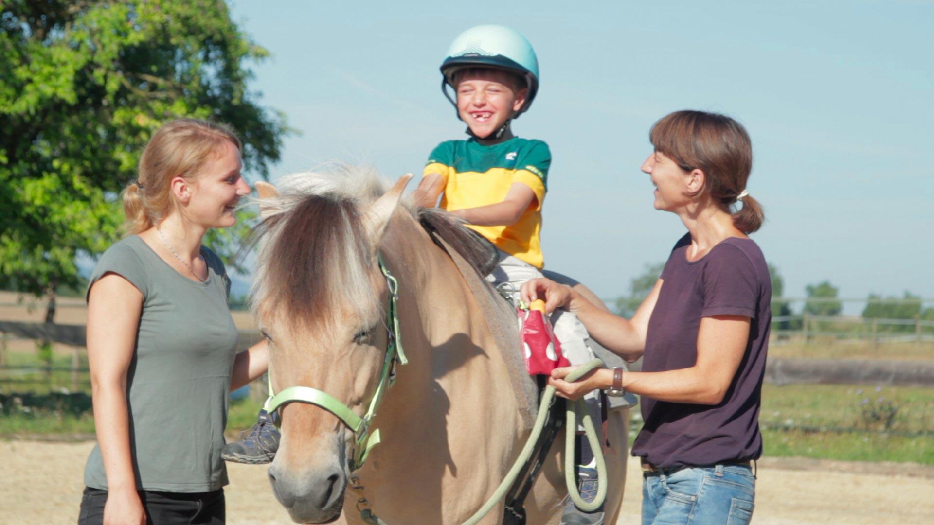 Youtube Video – Was ist Pferdegestützte Therapie